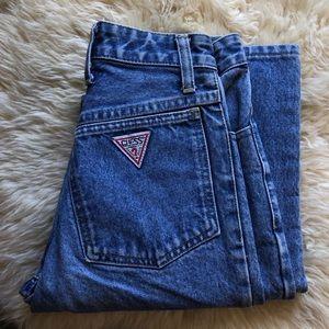 """Vintage Rare Guess Jeans Sz 24"""""""